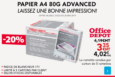 Papier A4 80g Advanced