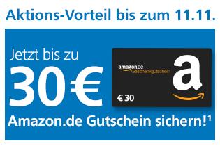 Autoversicherung Abschliessen Und Bis Zu 30 Amazon Gutschein Sichern