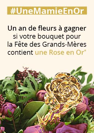 Livraison Fleurs Et Bouquets Fete Des Grand Meres 2019 Interflora